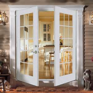Out Swing Hinged Patio Door