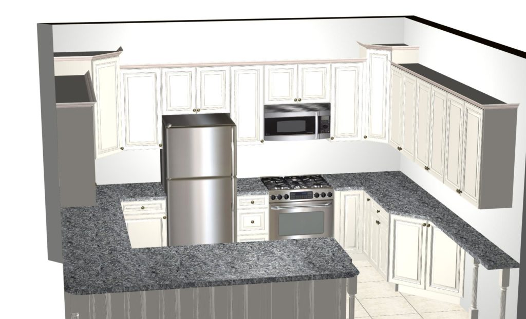 Kitchen Cabinet Design - Crystal Lake IL