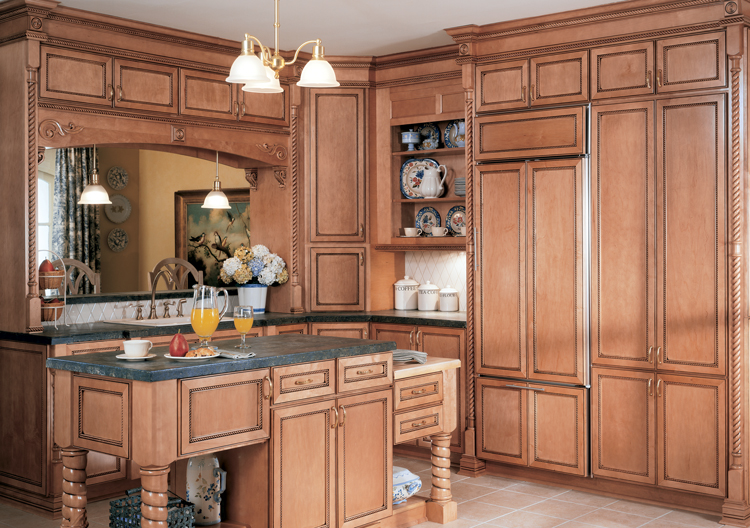 Behind the cherry, birch, or maple doors of a kitchen cabinet is the wood used to construct the cabinet box—the back, sides, top, shelves, and bottom.