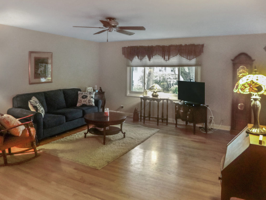 2921 Williams Drive Woodridge Living Room