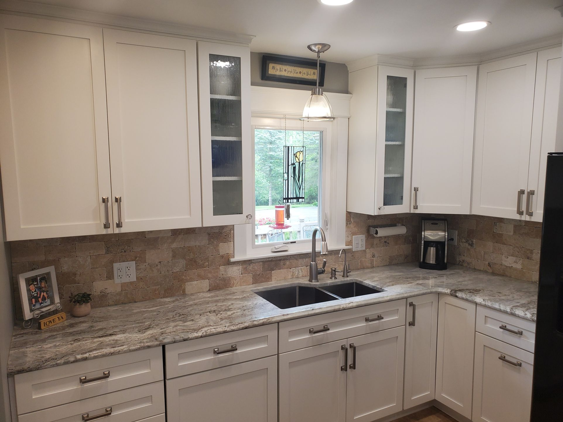 David Harney Kitchen Cabinets Renovation Sunset Ln Antioch IL