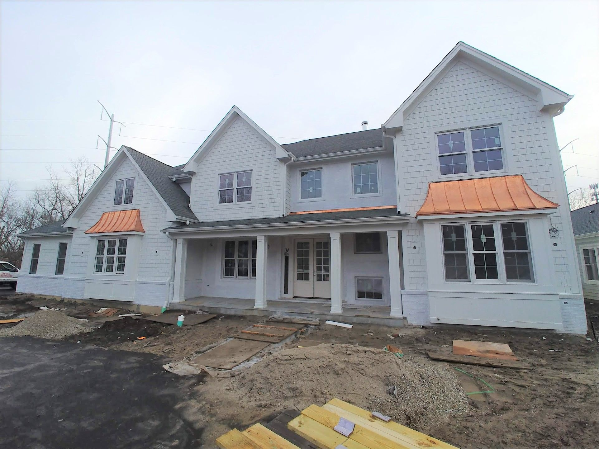 David Harney Windows New Construction Earl St Northfield IL