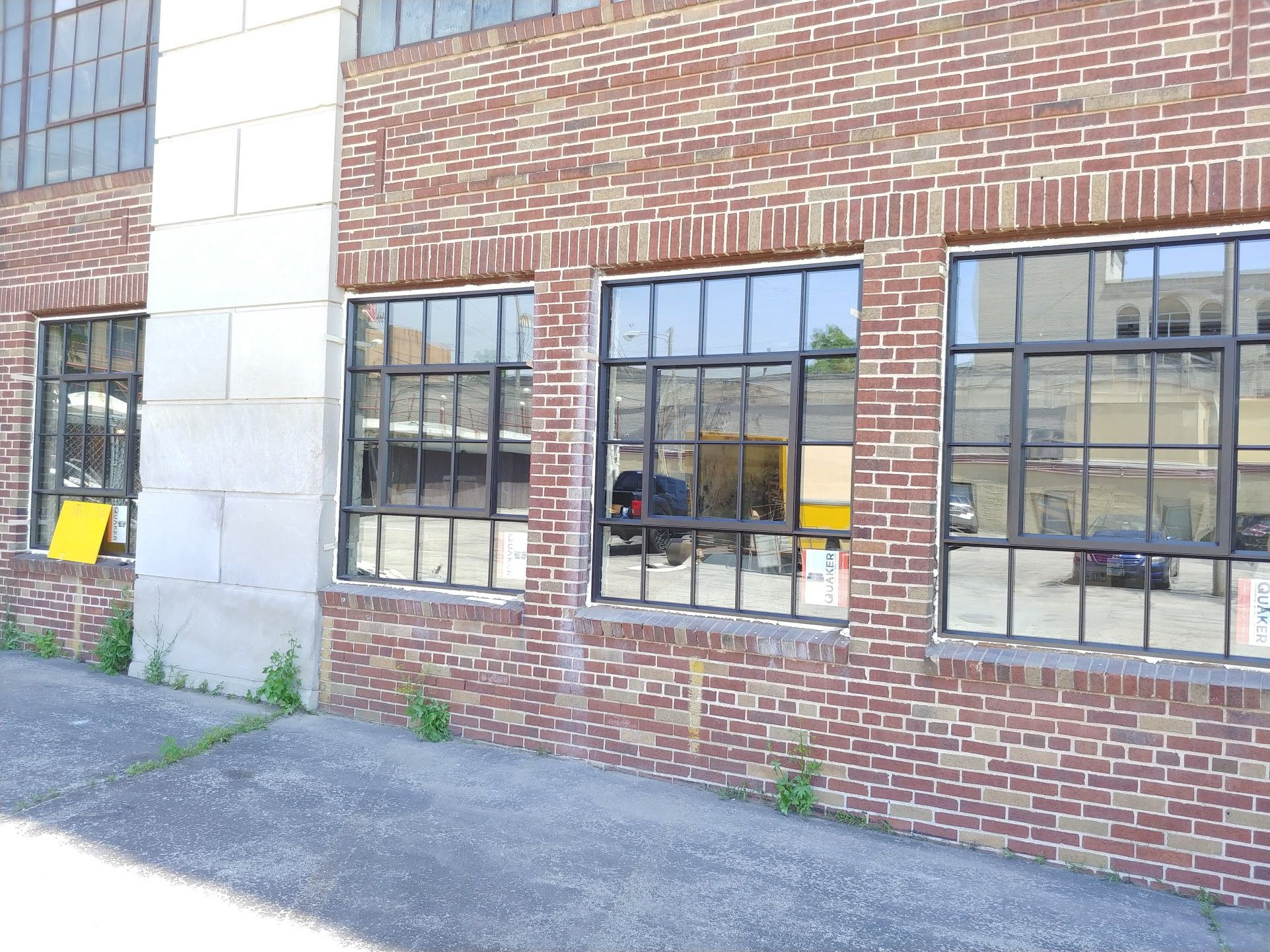 David Harney Windows Renovation Warehouse Milwaukee WI Exterior 2