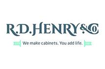 RD Henry Logo